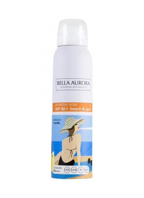 Bella Aurora PROTECTOR SOLAR BEACH&SPORT SPF50+ SPRAY 150ml
