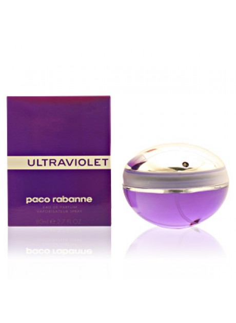 Paco Rabanne ULTRAVIOLET Woman edp 80 ml