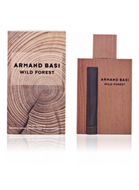 ARMAND BASI WILD FOREST Men edt 90ml