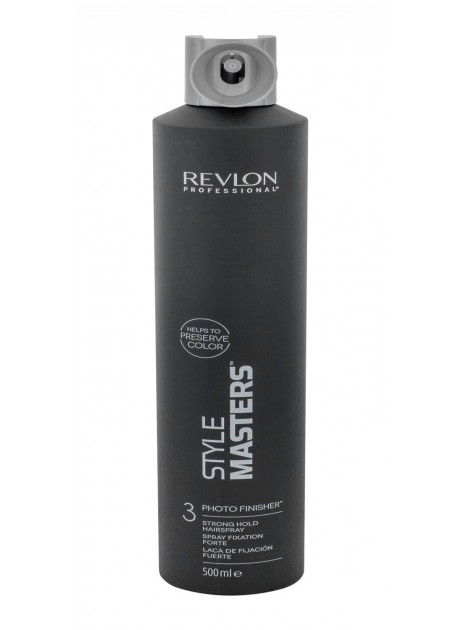 Revlon STYLE MASTERS Photo Finisher Laca 500ml