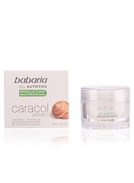 Babaria CARACOL Gel Nutritivo 50ml