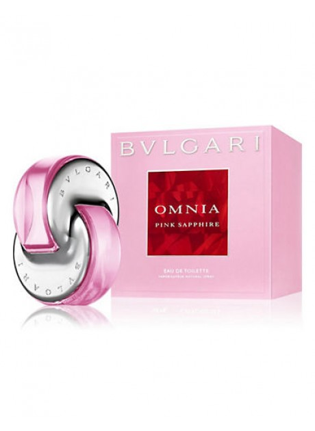 Bvlgari OMNIA PINK SHAPPIRE Woman edt 65 ml