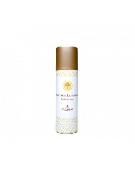 Atkinsons ENGLISH LAVENDER Desodorante Spray 200ml