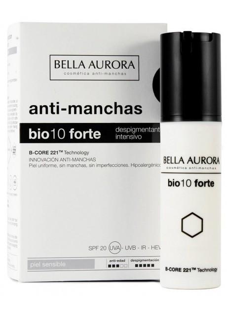 BELLA AURORA BIO10 Depigmentante Intensivo Piel Sensible 30ml