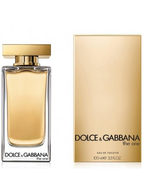 Dolce & Gabbana THE ONE Woman edt 100ml