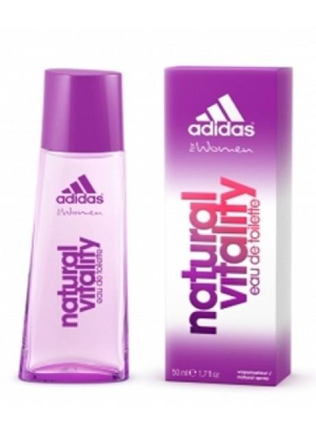 Adidas NATURAL VITALITY Woman edt 50ml