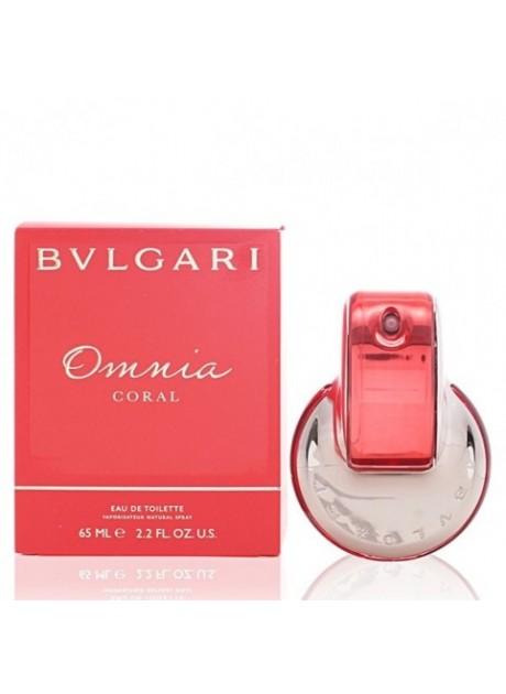 Bvlgari OMNIA CORAL Woman edt 65 ml