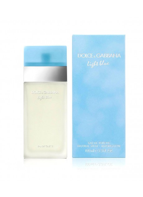 Dolce & Gabbana LIGHT BLUE Woman edt