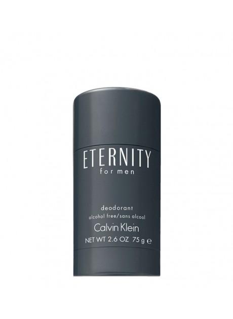 Calvin Klein ETERNITY Men Desodorante Stick Sin Alcohol 75gr