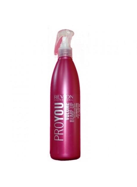 Revlon Proyou VOLUME BUMP UP Spray de Volumen 350ml