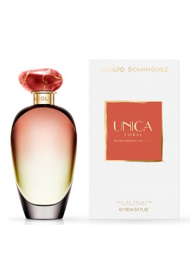 Adolfo Dominguez ÚNICA CORAL Woman edt 100 ml