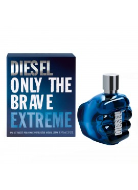 Diesel ONLY THE BRAVE EXTREME Men edt 75 ml