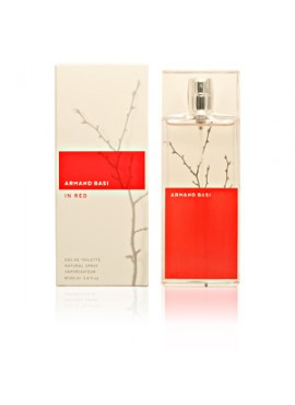 Armand Basi IN RED Woman edt 100 ml