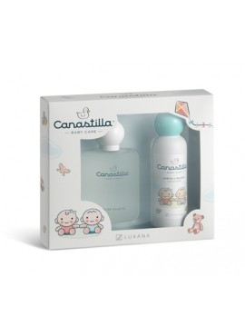 Cofre CANASTILLA edt 100ml+Jabón Liquido 150ml