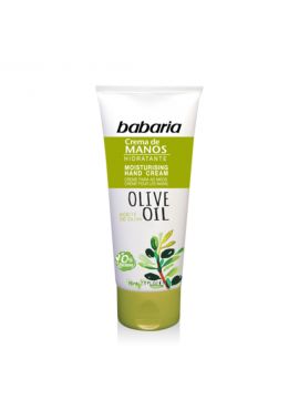Babaria ACEITE DE OLIVA Crema De Manos 75ml