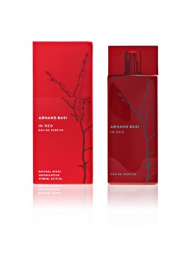 Armand Basi IN RED Woman edp 100 ml