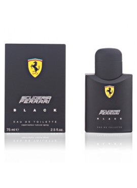 Ferrari BLACK Men edt 125 ml