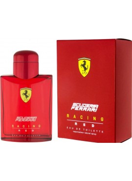 Ferrari RACING RED Men edt 125 ml