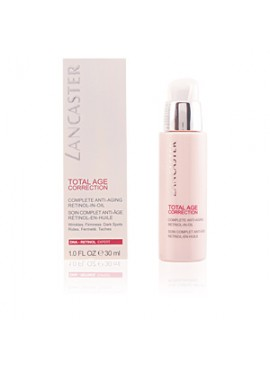 Lancaster TOTAL AGE CORRECTION Retinol-In-Oil Crema Día 30 ml