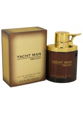 YACHT MAN TRILLION edt 100ml