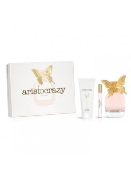 Cofre Aristocrazy WONDER Woman edt 80ml+Mini edt 10ml+Body Lotion 75ml