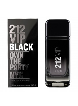 Carolina Herrera 212 VIP BLACK Men edp 100 ml