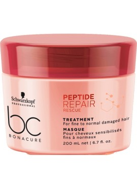 Schwarzkopf BC Peptide Repair Rescue Mascarilla 200ml