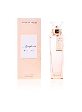 Adolfo Dominguez AGUA FRESCA DE ROSAS BLANCAS Woman edt 120 ml