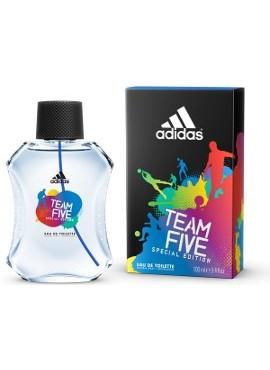 Adidas TEAM FIVE Men edt 100ml