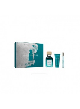 Cofre Adolfo Dominguez AGUA FRESCA CITRUS CEDRO Men edt 120 ml+Gel Ducha 75ml+Mini edt 10ml