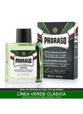 PRORASO After Shave Eucalipto-Mentol100ml