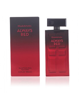 Elizabeth Arden ALWAYS RED Woman edt 100 ml