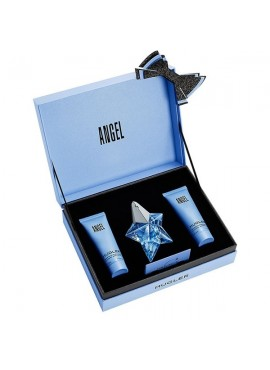 Cofre Thierry Mugler ANGEL Woman edp 25ml+Body Lotion 50ml+Gel Ducha 50ml