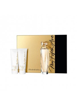 Cofre Elizabeth Arden MY 5TH AVENUE Woman edp 100ml+Body Lotion 50ml+Gel Ducha 50ml