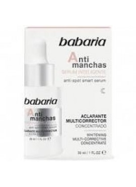 Babaria Antimanchas Sérun Inteligente 30ml