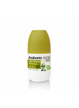 Babaria ACEITE DE OLIVA Desodorante Roll-on 50ml
