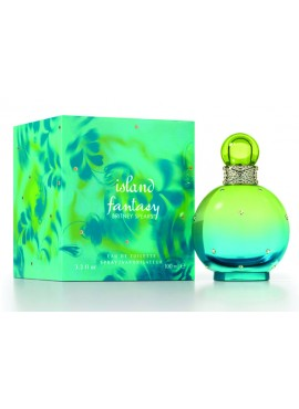 Britney Spears ISLAND FANTASY Woman edt 100 ml