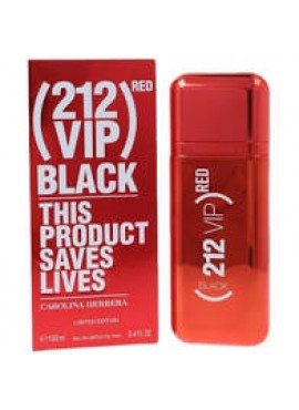 Carolina Herrera 212 VIP BLACK RED Men edp 100 ml