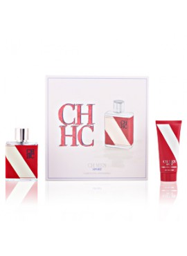 Cofre Carolina Herrera CH MEN SPORT edt 100 ml+After Shave 100ml