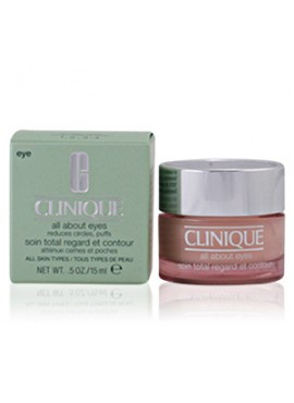 Clinique ALL ABOUT EYES Contorno de ojos TP 15ML