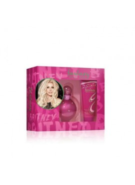 Cofre Britney Spears FANTASY Woman edp 100 ml+Body Lotion 100ml