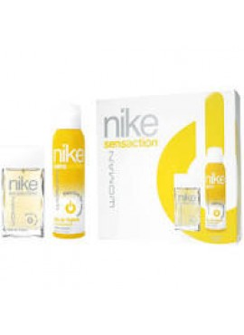Cofre NIKE SENSACTION Woman edt 50ml+Deo Spray 150ml