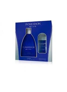 Cofre Poseidon BLUE Men edt 150 ml+Deo Roll-on 75ml