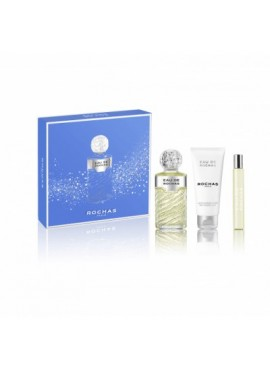 Cofre Rochas EAU DE ROCHAS Woman edt 100ml+Body Lotion 100ml+Mini edt 20ml