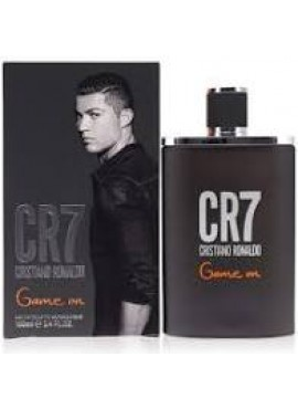 Cristiano Ronaldo CR7 GAME ON Men edt 100ml