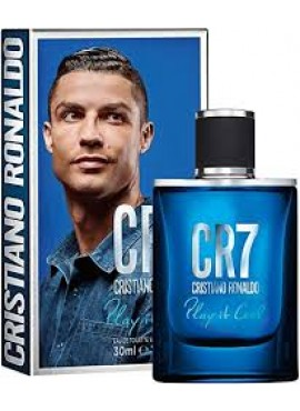 Cristiano Ronaldo CR7 PLAY IT COOL Men edt 100ml