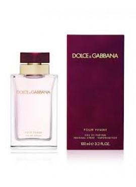 DOLCE & GABBANA pour Femme edp 100 ml