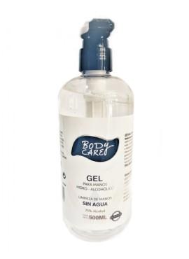 BODY CARE Gel Hidroalcohol 500 ML. 75% Alcohol
