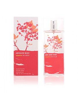 Armand Basi HAPPY IN RED Woman edt 100 ml