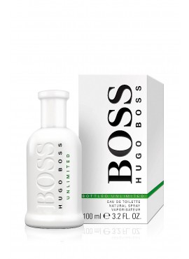 Hugo Boss BOSS BOTTLED UNLIMITED Men edt 100 ml